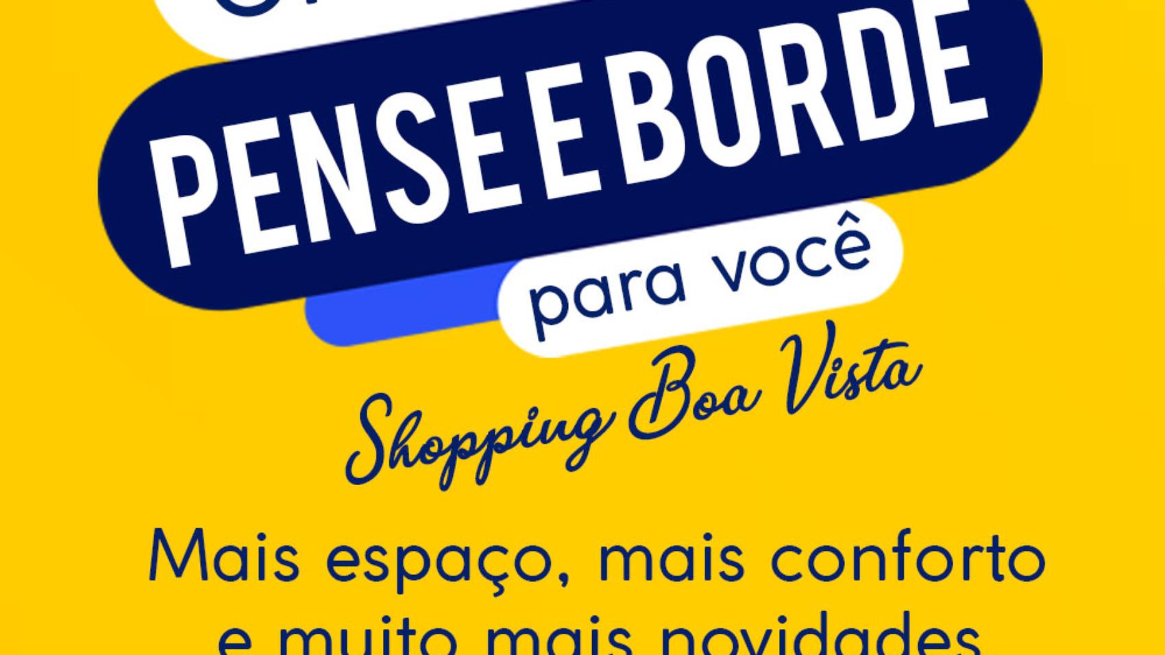 0babf4096872d Nova Loja em breve inaugurando no Shopping Boa vista